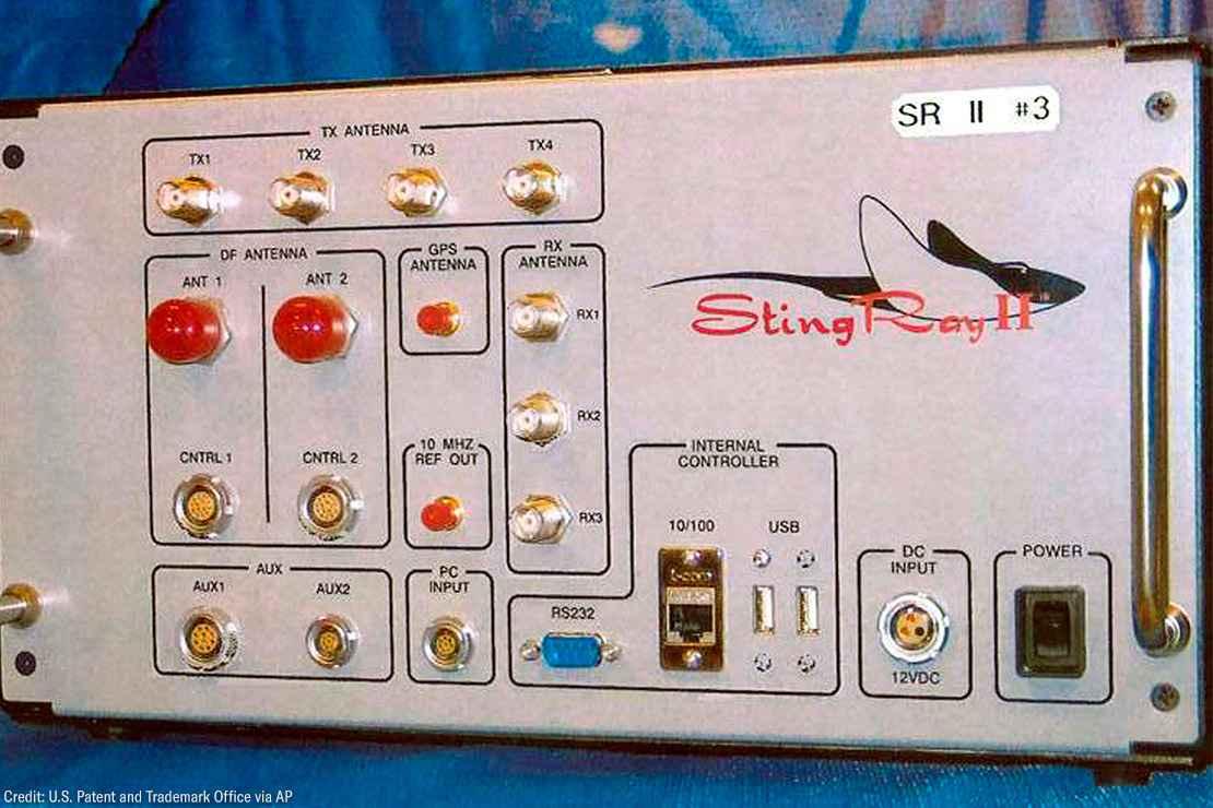 stingray cell site simulator