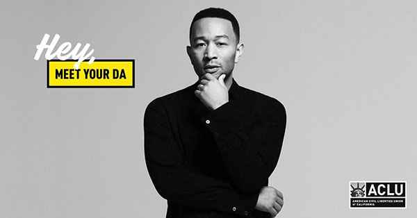 John Legend - Meet your District Attorney