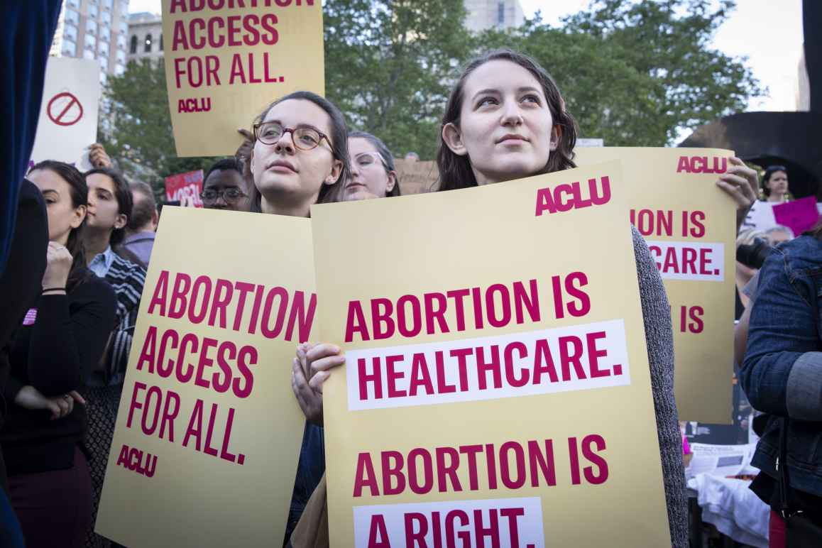 Abortion in healthcare