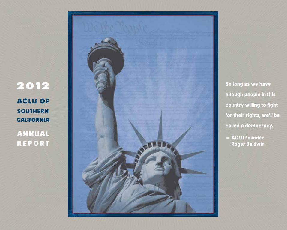 Annual Report 2011 - 2012