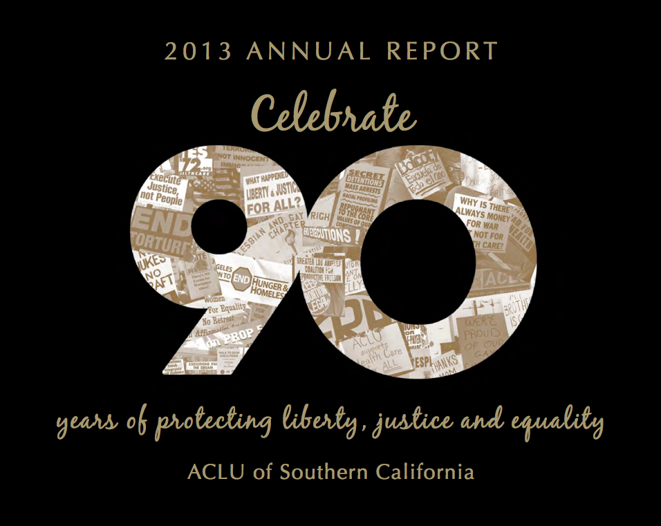Annual Report 2012 – 2013