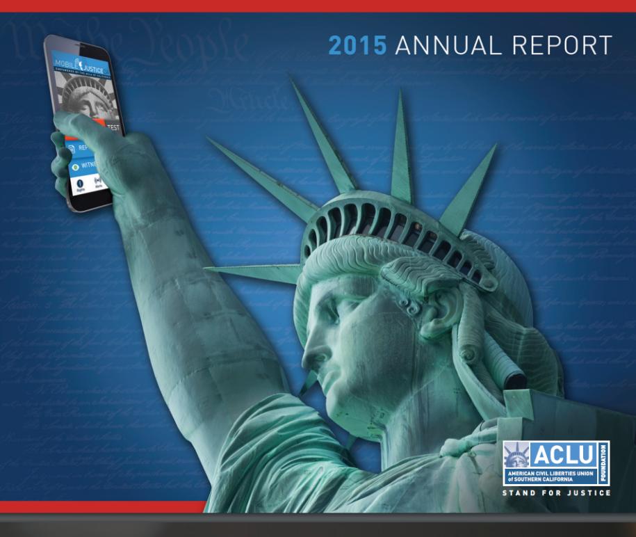 Annual Report 2014 - 2015