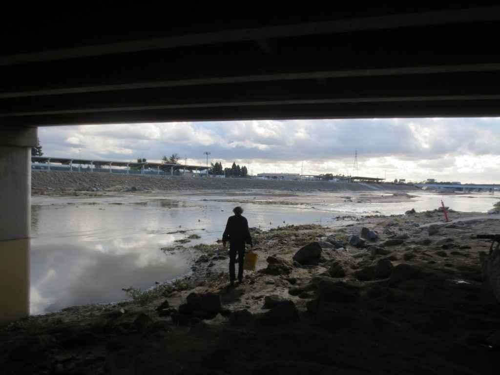 Santa Ana River Bed