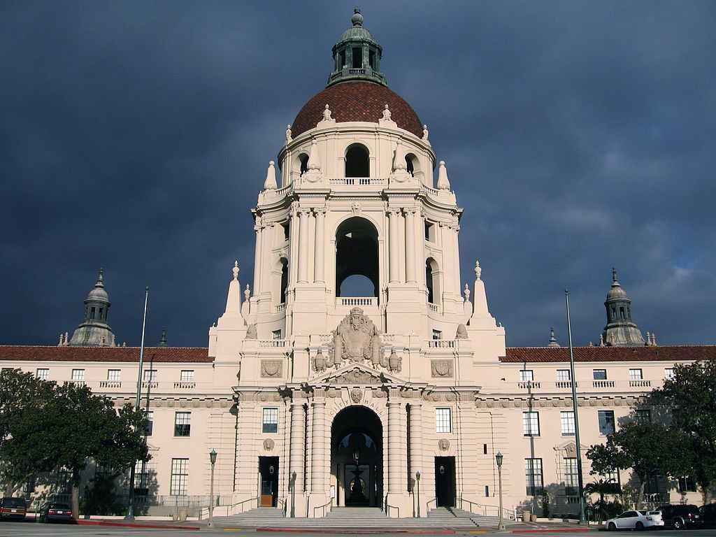 Pasadena Civic Center