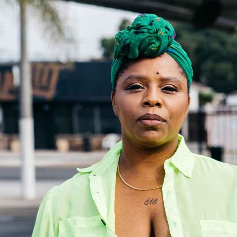 Patrisse Cullors, co-founder of Black Lives Matter