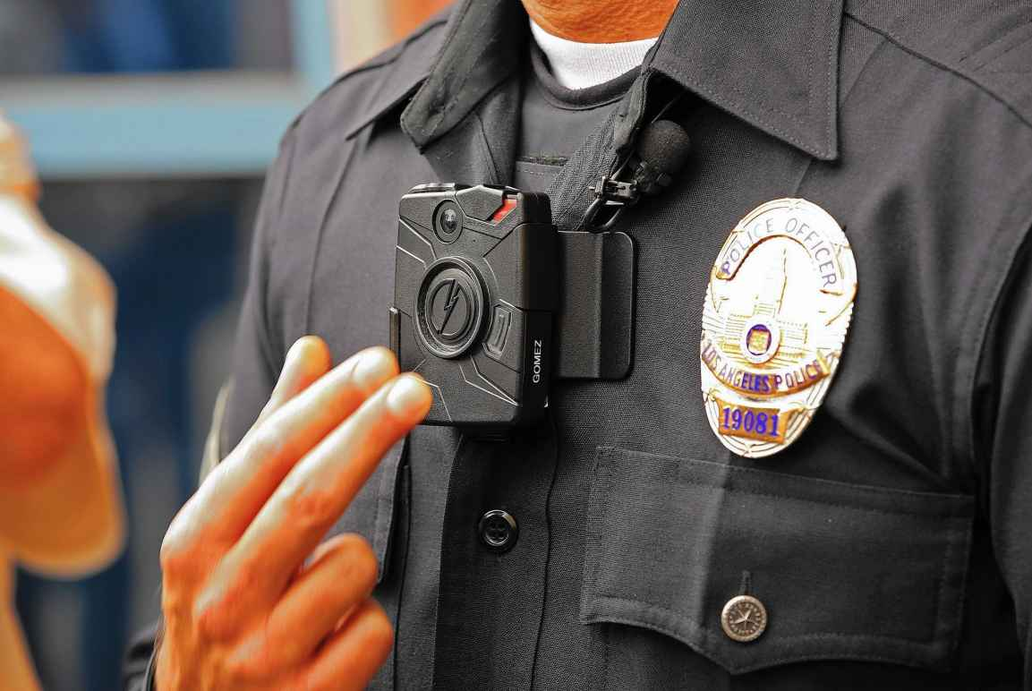 LAPD bodycams