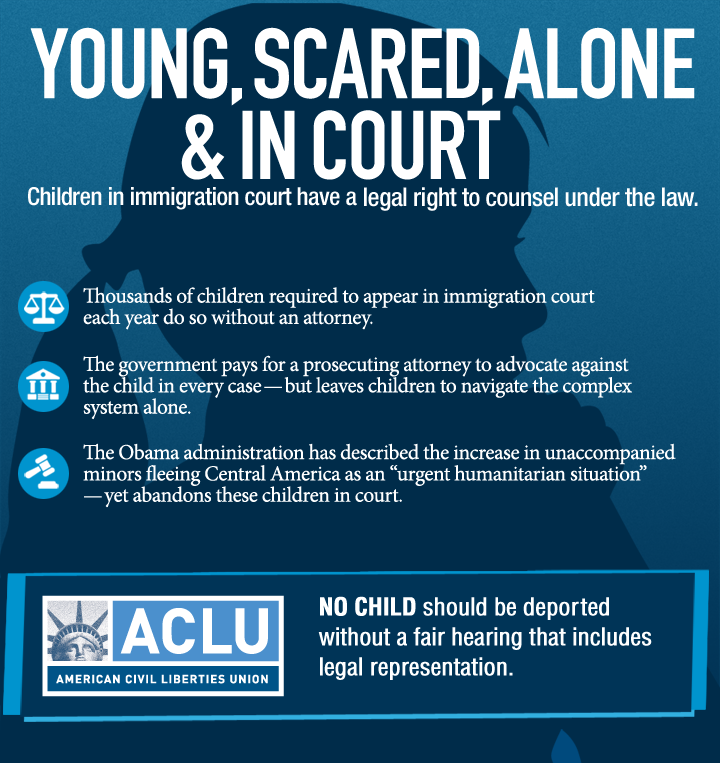 Counsel for Minors Graphic